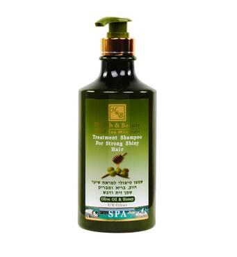 Увлажняющий крем-гель для душа «Оливковое масло и мёд» Health & Beauty Moisture Rich Shower Cream with Olive Oil and Honey 780 мл.