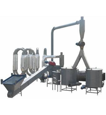 Сушильный комплекс аеродинамічний 500-700 кг/год