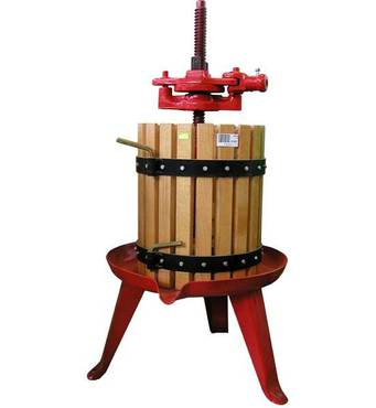 Пресс для винограда классический PASUBIO 96 л