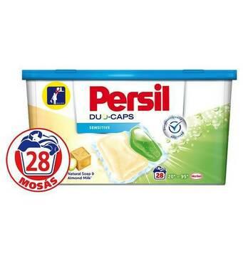 Капсули для детской стирки Persil sensitive, 28 шт