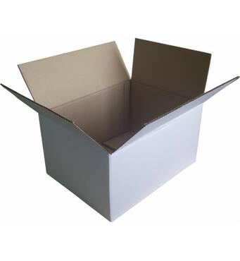 Коробка белая 400 х 300 х 210 купить в Тернополе