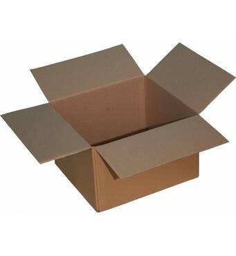 Коробка бурая 420 х 380 х 270 купить недорого