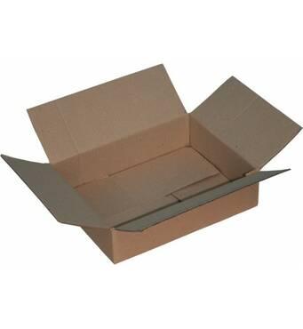 Коробка бурая 380 х 285 х 95 купить в Днепре