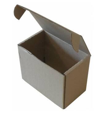 Коробка бурая 100 х 60 х 80 купить недорого