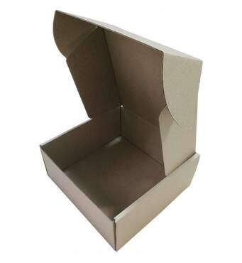 Коробка бурая 160 x 160 x 70 купить в Николаеве