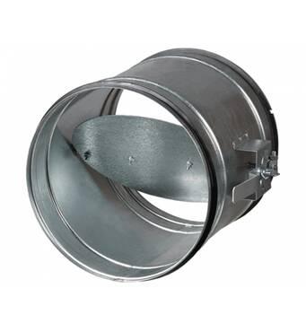Заслінка серії КР (кругла)