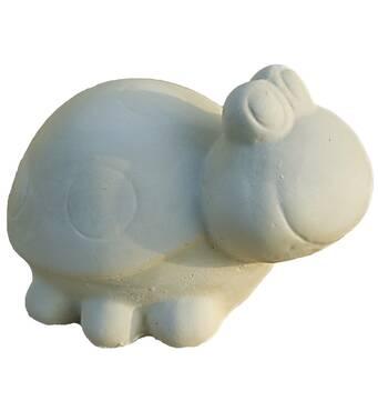 Детская игрушка из гипса Божья коровка