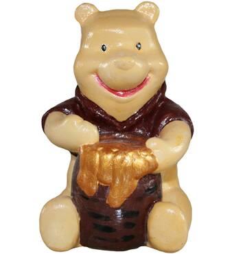 Гипсовая игрушка Винни-Пух