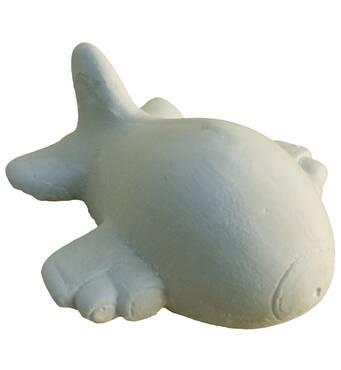 Детская игрушка из гипса Самолётик