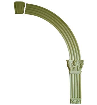Гипсовая арка Ар/003