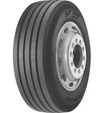 Шины Dunlop SP 160 (универсальная) 255/70 R22.5 140M купить в Виннице