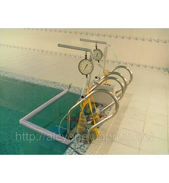 """Апарат підводного витягування хребта """"Альціона-01"""""""