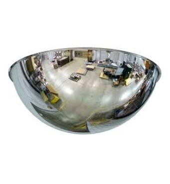 Панорамное купольное зеркало Amstrong, 600*600/360