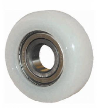 Ролик, диаметр 4 x 33,8