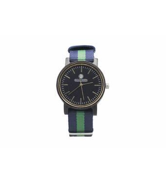 Дерев'яний наручний годинник SkinWood Grace Black