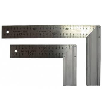 Косинець УШ- 1000 перевірочний 90° слесарнй з широкою основою тип УШ