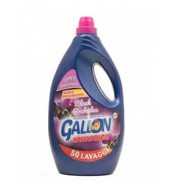 Гель для прання Gallon Lavatrice з ароматом чорної орхідеї універсальний, 3,78 л, 50 прань, Італія
