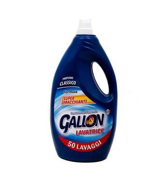 Жидкое средство для стирки GALLON LAVATRICE классический 3, 78 л на 50 стирок, Италия