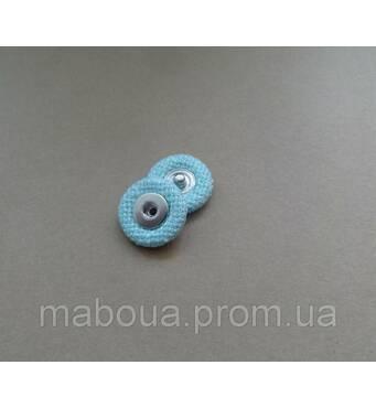 Кнопка обтяжна пришивна купити в Луцьку