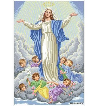 """Набір для вишивання бісером """"Вознесіння Діви Марії"""""""