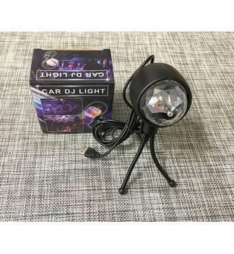 Лазерний проектор Car Dj Light / К520