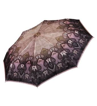Женский зонт Три Слона  САТИН (полный автомат) арт.100-91