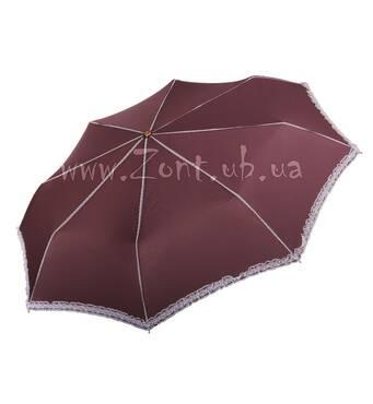 Женский зонт Три Слона с кружевом (полный автомат) арт.117-2