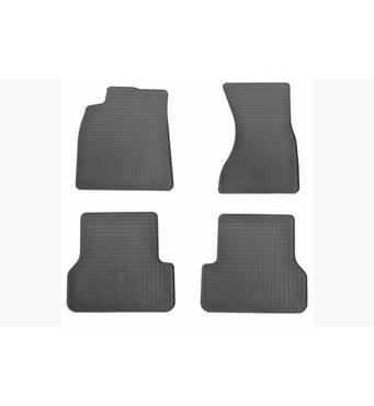 Гумові килимки (4 шт., Stingray Premium) - Audi A6 C7 2011+ рр. купити