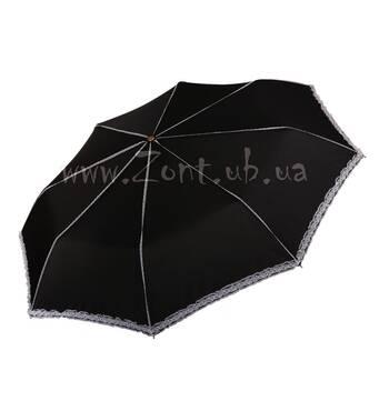 Женский зонт Три Слона с кружевом (полный автомат) арт.117-3