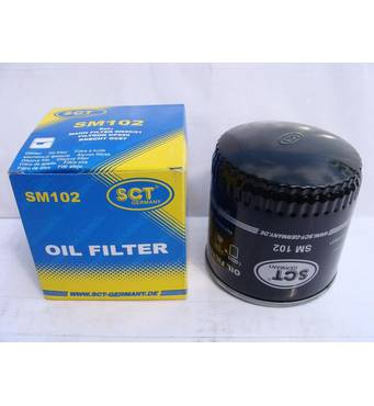 Фільтр масляний 2101 SCТ SM102
