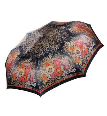 Женский зонт Три Слона  САТИН (полный автомат) арт.131-27