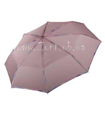 Женский зонт Три Слона с тесьмой (полный автомат) арт.107-1