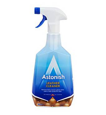 Astonish Leather Cleaner чистка та догляд за шкіряними виробами, 750 мл, Англія