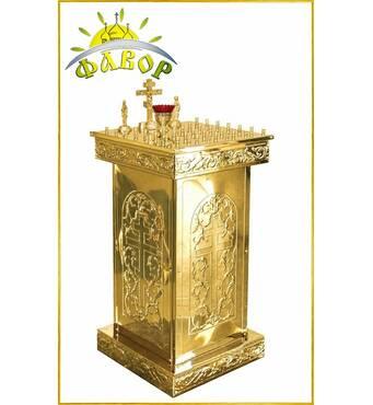 Стіл панахида 50 свічок булат (розбірний)
