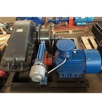 Лебідка електрична ЛЕЦ-1.5-300-0.5 купити