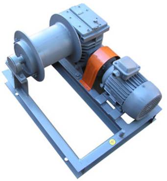 Лебідка електрична ЛЕЧ 0,15-150