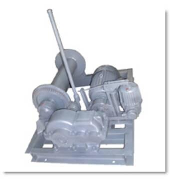 Лебідка електрична ЛЕП-2-150
