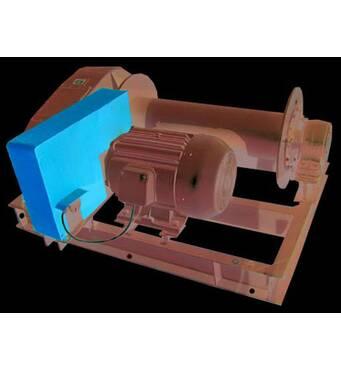 Лебідка електрична ЛЕЦ 5-400