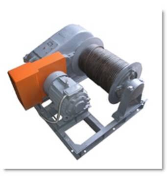 Лебёдка электрическая ЛЭЦ-5-200