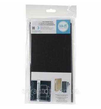 Магнитные мешочки We R Memory Keepers в альбом для хранения ножей 30х15 см 3 шт (633356625940)