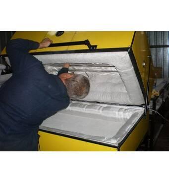 Піч для термообробки скла серії ШЕУ недорого