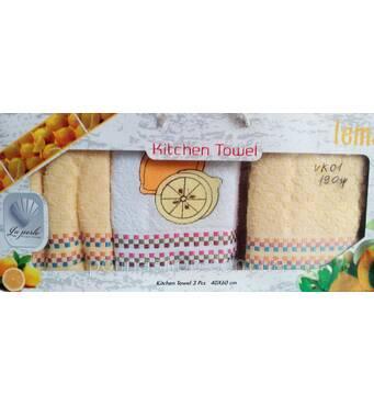 Кухонний набір рушників