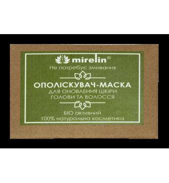 Ополаскиватель-маска для обновления кожи головы и волос Mirelin купить в Тернополе