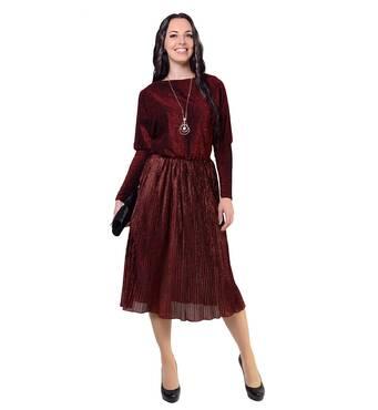 Нарядне жіноче плаття 8511