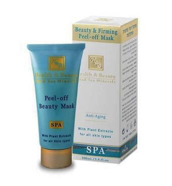 Маска-плівка Health & Beauty для краси і пружності шкіри обличчя  Health & Beauty Peel-Off Beauty Mask 100 мл.