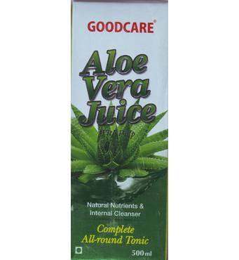 Сік Алое Віра (Aloe Vera Juice) GoodCare Бадьянатх 500 мл