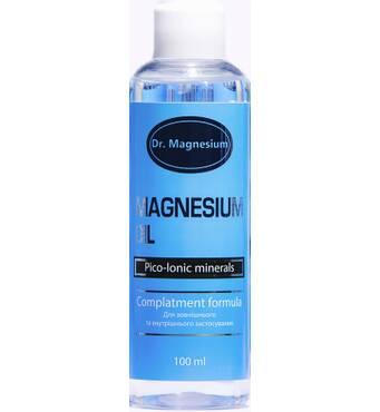 Масло магнію Хлористий магній Magnesium oil Магній 100 мл