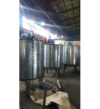 Місткості охолодження, місткості термоса з нержавіючої сталі в Харкові.