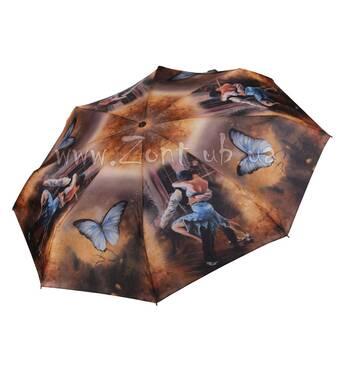 Женский МИНИ-зонт TRUST (механика, 5 сложений) арт. 58475-4