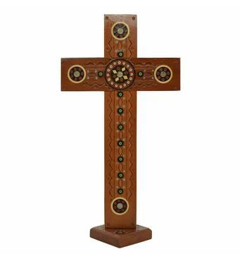 Крест напрестольный 01